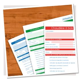 Chauffagiste imprimez votre certificat de conformit for Modele contrat d entretien chaudiere