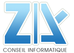 Logo Ziak informatique